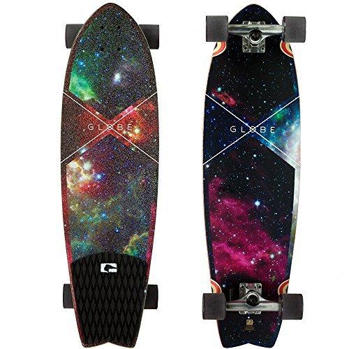 Globe Chromatic Cruiser Galaxy Longboard Skateboard 9.7x 83,8cm by