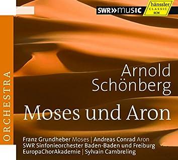 Schönberg: Moses und Aron