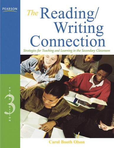 Reading/Writing Connection, The: Strategies for Teaching...