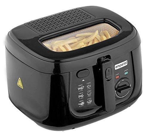 Emperial 2.5L Deep Fat Fryer Adj...