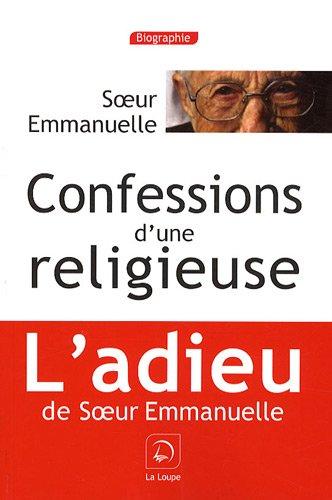 Confessions d'une religieuse (grands caractères)