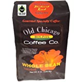 Fair Trade Certified Bolivian Roasted Coffee Beans - Old Chicago Blackened