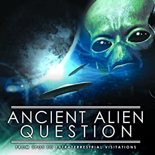 The Ancient Alien Question cover art