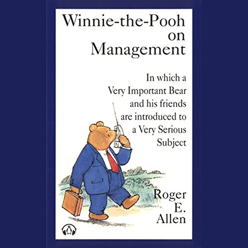 Winnie the Pooh on Management cover art