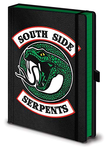 Riverdale - Cuaderno de notas A5 Premium (South Side Serpents)