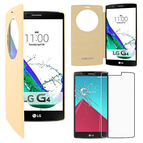 ebestStar - Funda Compatible con LG G4 H815, G4 Dual-LTE Carcasa Billetera...
