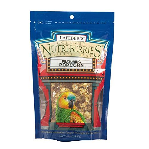 Price comparison product image Lafeber's Popcorn Nutri-Berries for Parrots 4 oz bag
