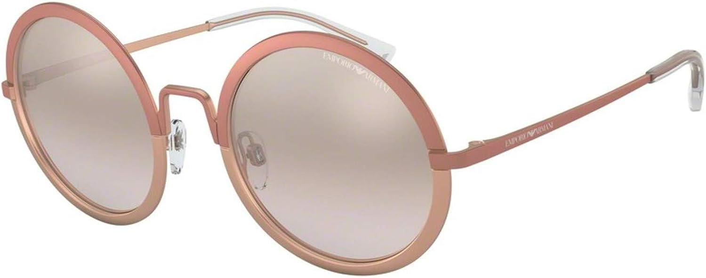 Emporio Armani EA 2077 PINK SILVER SHADED women Sunglasses