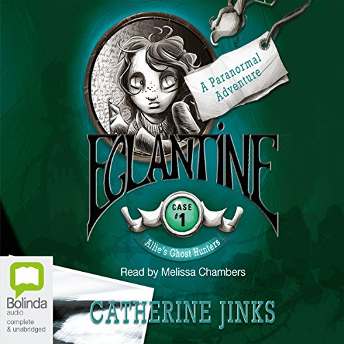 Eglantine audiobook cover art