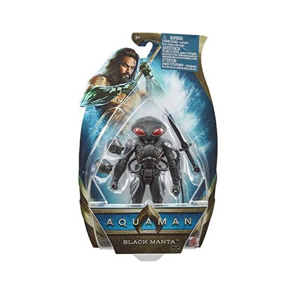 Justice League Figura Aquaman, 15 cm (Mattel Fwx60) 2