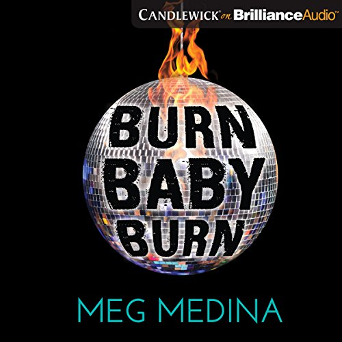 Burn Baby Burn audiobook cover art