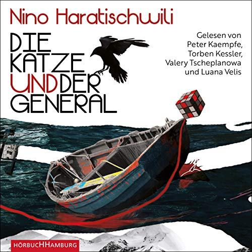 Die Katze und der General                   By:                                                                                                                                 Nino Haratischwili                               Narrated by:                                                                                                                                 Peter Kaempfe,                                                                                        Torben Kessler,                                                                                        Luana Velis,                   and others                 Length: 23 hrs and 31 mins     2 ratings     Overall 4.5