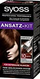 Syoss Ansatz-Kit für Rotbraune Nuancen Haarfarbe professional Performance