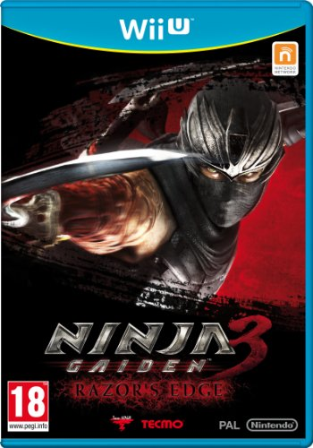 Ninja Gaiden 3 : Razor's edge (Wii U) [Importación francesa]