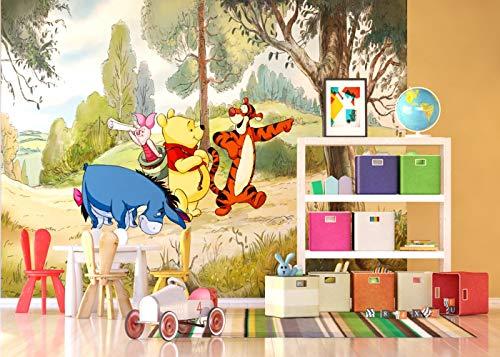 Disney Aventure d'écran Winnie l'ourson qualité numérique