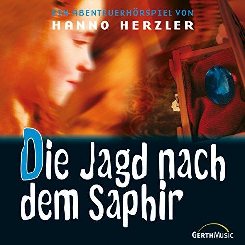 Die Jagd nach dem Saphir cover art