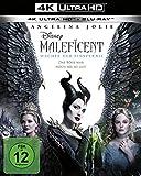 Maleficent: Mächte der Finsternis [4K Ultra HD] [Blu-ray]
