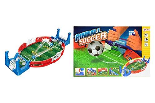 Toi-Toys Fußball Minikicker Flippervariante Tischfußball