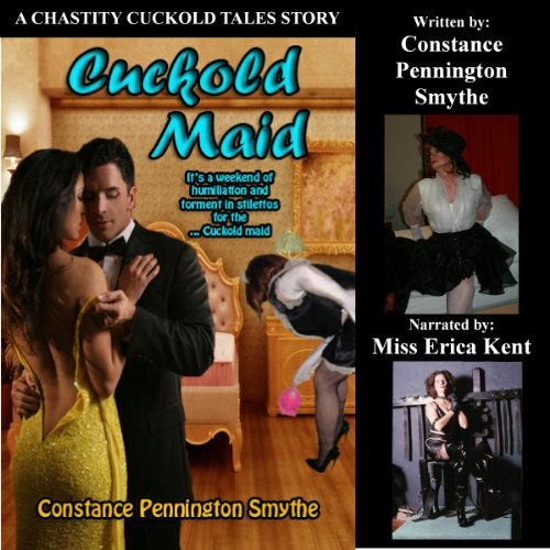 Cuckold Maid (Chastity Cuckold Tales) audiobook cover art
