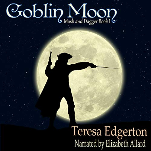 Goblin Moon audiobook cover art
