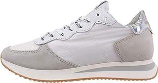 Philippe Model Sneakers Donna Paris TZLD WB01 Pelle Bianca Iris