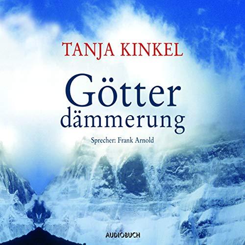 Götterdämmerung audiobook cover art
