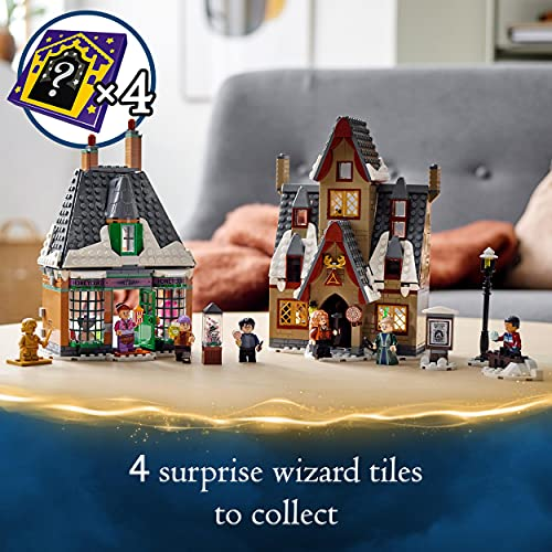 LEGO-76388-Harry-Potter-Hogsmeade-Village-Visit-20th-Anniversary-Set-with-Collectible-Golden-Minifigure