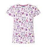 Peppa Pig - Camiseta Estampada para niñas (1-1.5 Años) (Blanco)
