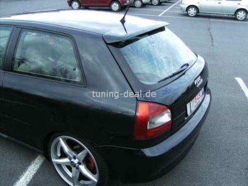 Audi A3 8L Heckspoiler Spoiler S line 2003