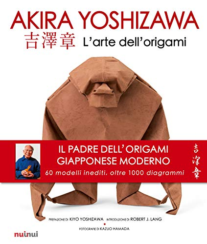 Cool Origami Panda by Akira Yoshizawa - Yakomoga Origami tutorial ...   500x423