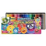 JOLLY Buntstifte Supersticks Kinderfest XXL Box Version 1 | Bruchfeste & ungiftige Farbstifte | Made in Austria | 48 Stifte -