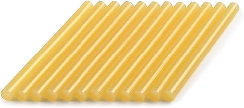 Dremel GG03 Hot Glue Gun Sticks 12-pack, 12 houtwerk lijm sticks, 7 mm, voor het lijmen van hout op hoge temperatuur (165-...