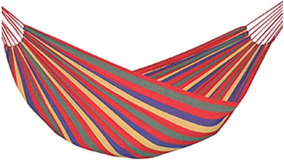 Quality inspection RVTYR Outdoor Canvas Camping Hammock Garden Stick Year-end annual account Curved Stable