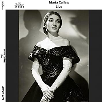 Maria Callas: Live
