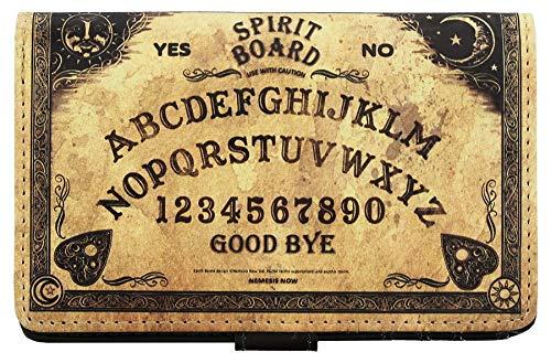 Nemesis Now Spirit Board Geldbörse, 3 cm, beige, PU, Einheitsgröße