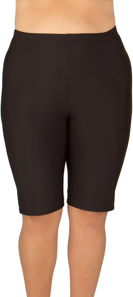 Women's Plus Size Swim Shorts