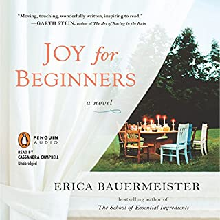 Joy for Beginners audiobook cover art