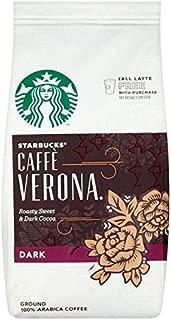 Starbucks Verona Blend Coffee Ground - 200g
