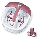 Beurer FB 35 Bain de Pieds Relaxant | Balnéothérapie avec Accessoires de Pédicure...