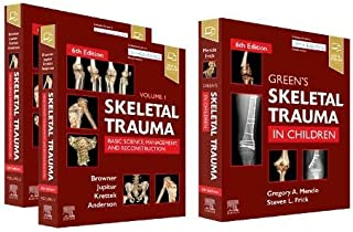 Skeletal Trauma (2-Volume) and Green's Skeletal Trauma in Children Package