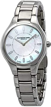 Raymond Weil Noemia Mother of Pearl Dial Women's Watch