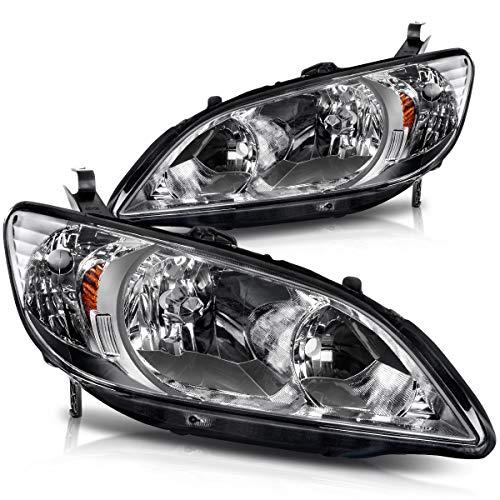 04 civic headlights assembly - 4