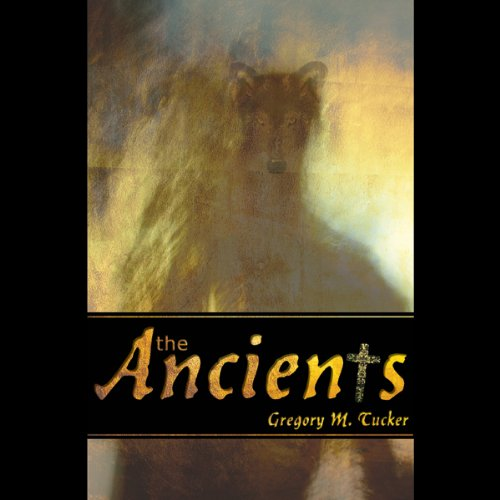 The Ancients audiobook cover art