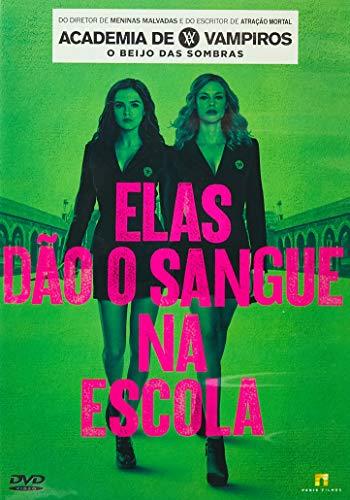 Academia De Vampiros: O Beijo Das Sombras [DVD]