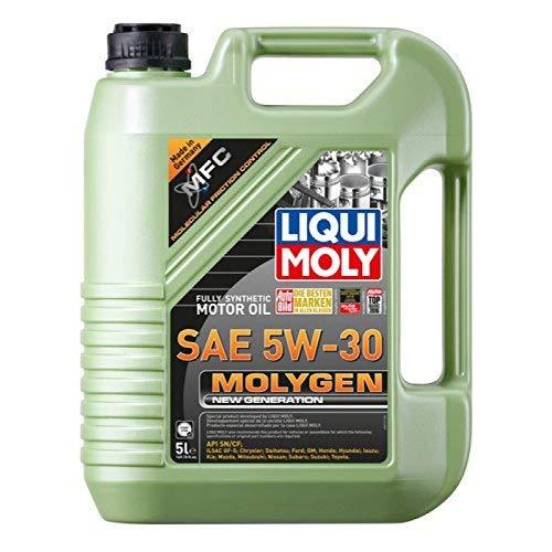 Liqui Moly Molygen New Generation SAE 5W-30 Motor Oil 5L