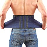 Back Support Lower Back Brace Provides Back Pain Relief -...