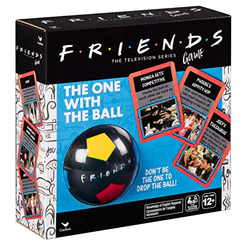 Friends: The One with the Apartment Bet Game