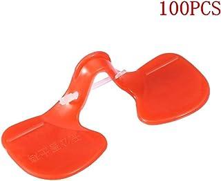 TOPINCN Pollo Ojos Gafas Gafas Protector Anti-Ácaro de Segunda generación Máscara de Ojo de