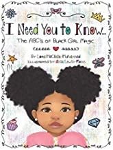 I Need You to Know: The ABC's of Black Girl Magic PDF