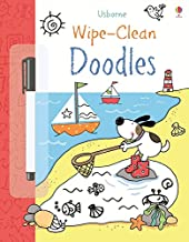 Wipe-Clean Books: Doodles